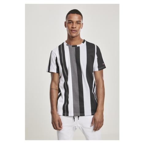 Pánske tričko SOUTHPOLE Vertical Block AOP T-Shirt Farba: Navy
