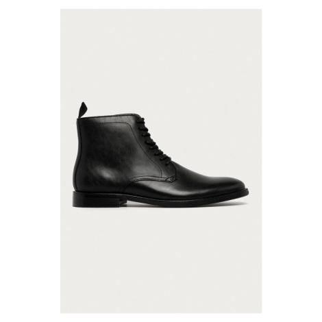 Aldo - Kožené topánky Mirenarwen