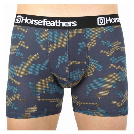 Men's boxers Horsefeathers Sidney dotted camo