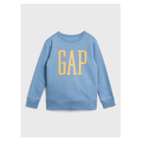 GAP modré chlapčenská mikina