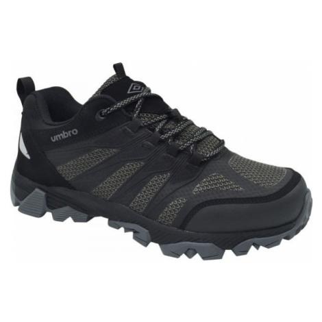 Umbro DOCKER čierna - Pánska treková obuv