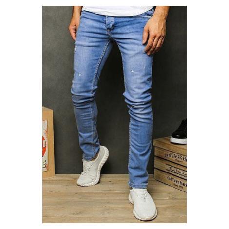 Men's blue denim pants UX2605 DStreet