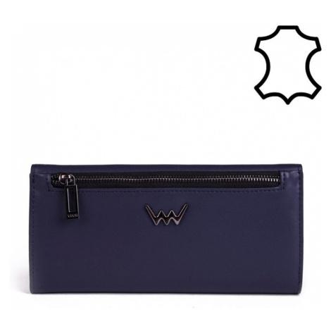 Vuch modré dámska peňaženka Roxy s logom