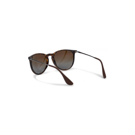 Ray-Ban Slnečné okuliare Erika 0RB4171 710/T5 Hnedá