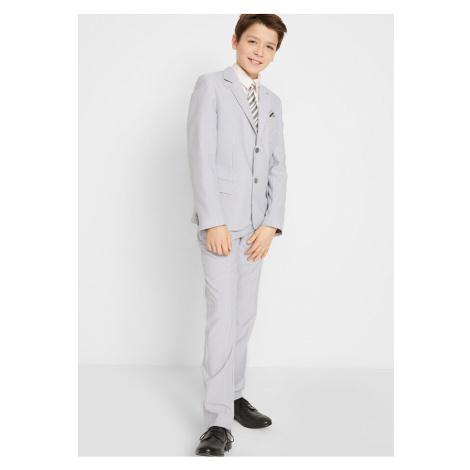 Oblek (4-dielny) sako + nohavice + košeľa + kravata