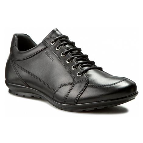 Sneakersy GEOX - U Symbol D U34A5D 00043 C9999 Black
