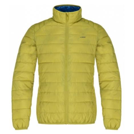 Loap IREMO žltá - Pánska zimná bunda