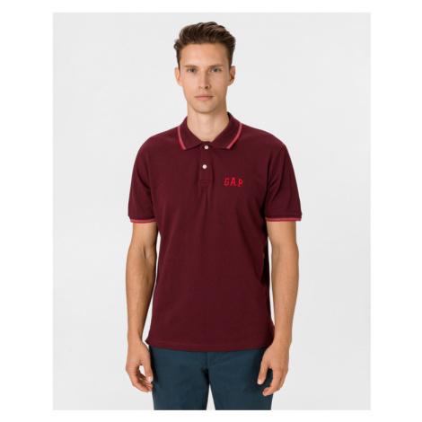 GAP Polo tričko Červená