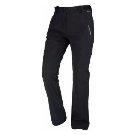 Northfinder GERONYA čierna - Dámske softshellové nohavice