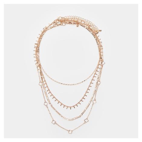 Mohito - Sada náhrdelníkov - Zlatá
