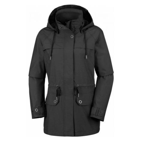 Columbia REMOTENESS JKT čierna - Dámska nepremokavá bunda