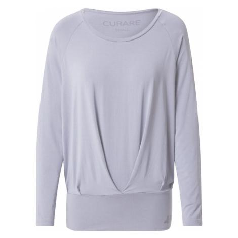CURARE Yogawear Funkčné tričko  dymovo šedá