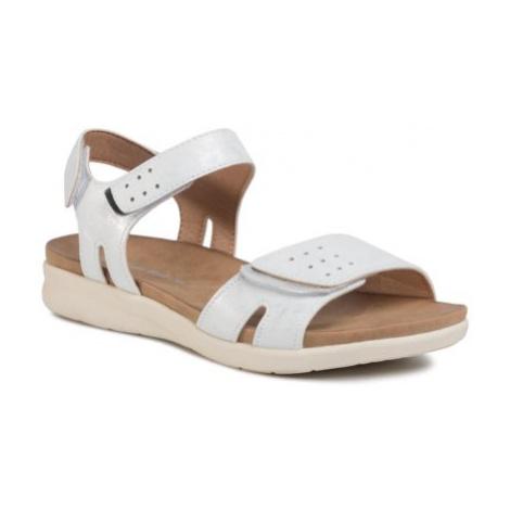Sandále Clara Barson WS1408-01 koža ekologická