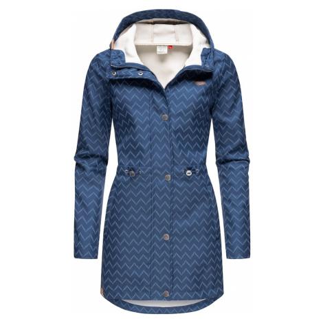 Ragwear Prechodná bunda 'Halina'  modrá