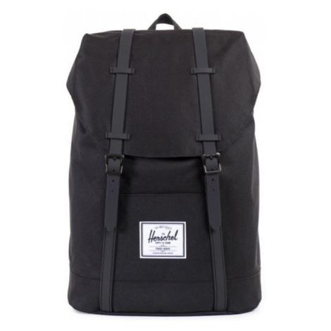 Elegantný čierny ruksak HERSCHEL RETREAT Eastpak