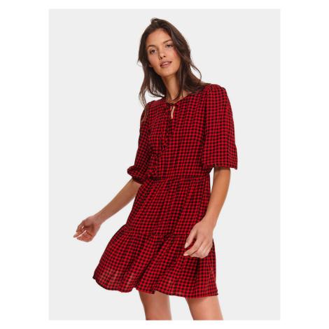 Šaty s krátkym rukávom Top Secret