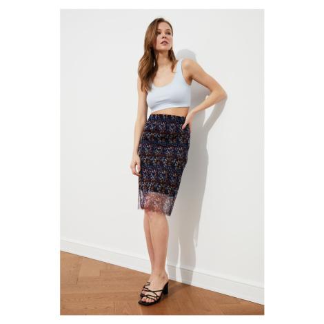 Puzdrové sukne Trendyol