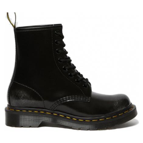 Dr. Martens 1460 W Arcadia Leather Lace Up Boot-7 čierne DM26057040-7 Dr Martens