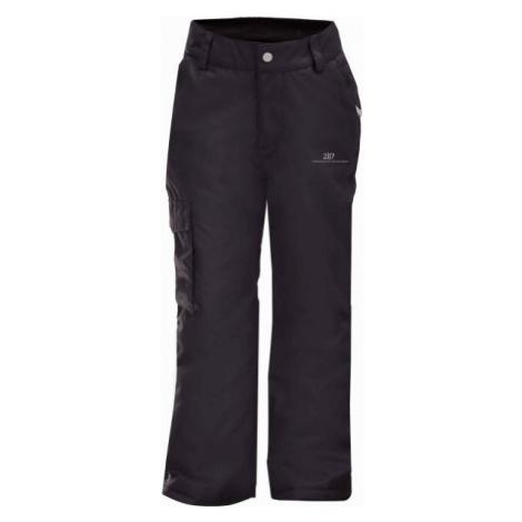2117 TÄLLBERG sivá - Detské lyžiarske nohavice