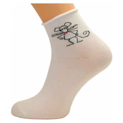Bratex Woman's Socks D-958