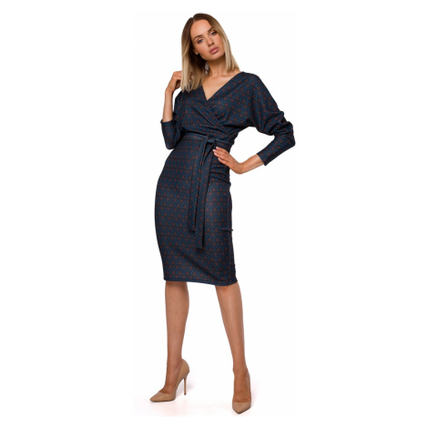 Made Of Emotion Woman's Dress M524 Model 3