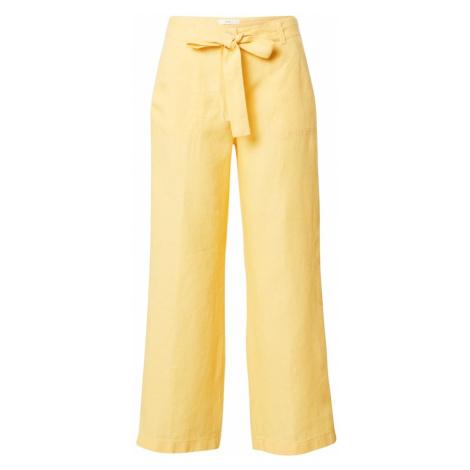 BRAX Nohavice 'MAINE'  žltá