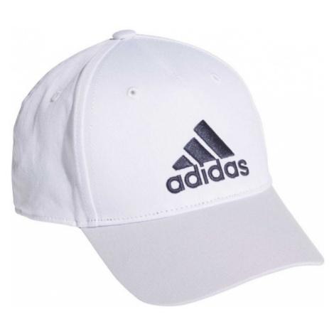 adidas LITTLE KIDS GRAPHIC CAP biela - Detská šiltovka