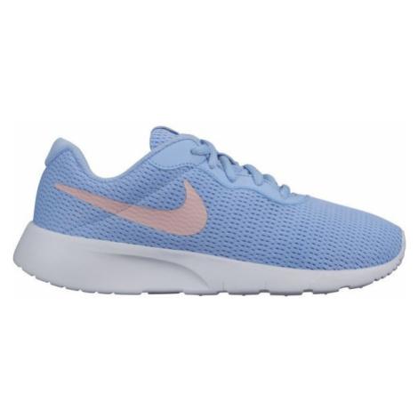 Nike TANJUN modrá - Dievčenská obuv na voľný čas