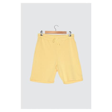 Trendyol Yellow Men's Shorts & Bermuda