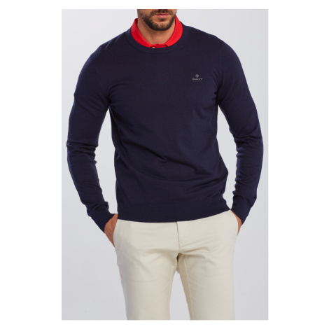 SVETER GANT COTTON CASHMERE C-NECK