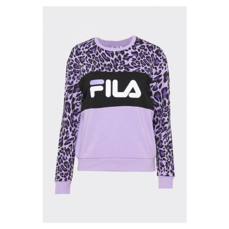 FILA mikina LEAH dámska - fialová Veľkosť: M