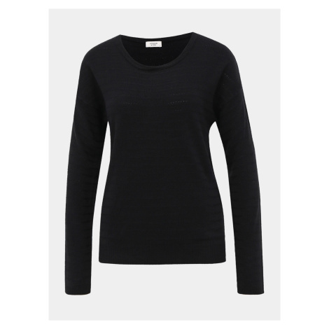Čierny sveter Jacqueline de Yong Gadot