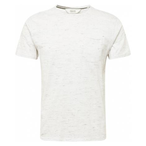 !Solid Tričko 'Renat'  biela