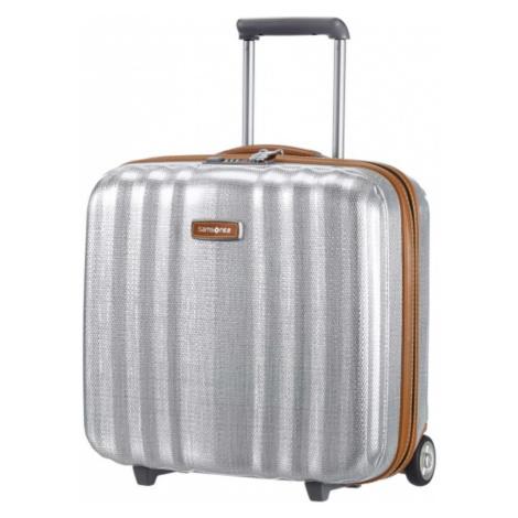 Samsonite Kabínový cestovný kufor Lite - Cube LDX Rolling Tote 82V 31,5 l - stříbrná