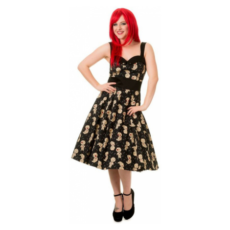 šaty dámske BANNED - DBN5033R/VDO/DOL