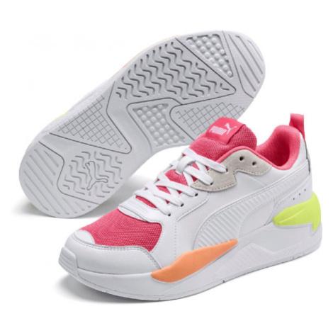 Puma X-RAY GAME biela - pánska obuv na voľný čas