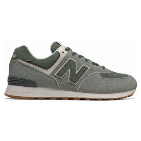 New Balance ML574SPC šedá - Pánska voľnočasová obuv
