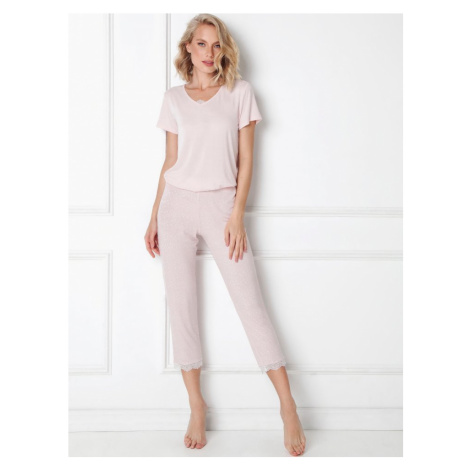 Dámske pyžamo Aruelle Nancy Long kr / r XS-2XL