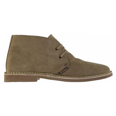 Fly London Hand Desert pánske Boots Sand Ben Sherman