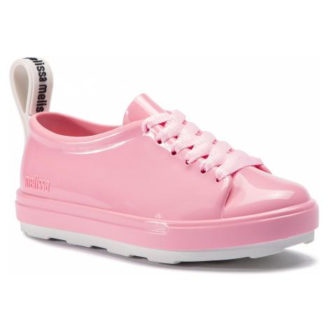 Poltopánky MELISSA - Mel Be Rainbow 32638  Pink/White 50552