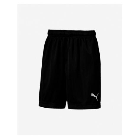 Puma Football Play Šortky detské Čierna