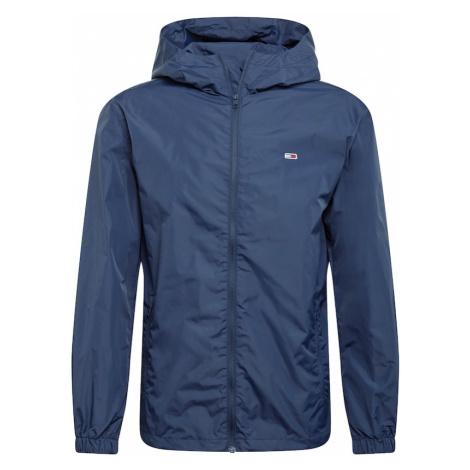Tommy Jeans Prechodná bunda  námornícka modrá Tommy Hilfiger