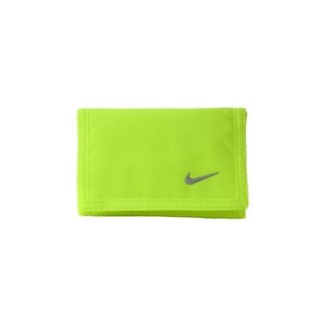 Nike BASIC WALLET svetlo zelená - Peňaženka