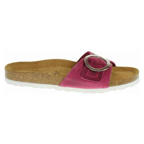 Dámské pantofle Salamander 32-13009-13 pink 32-13009-13