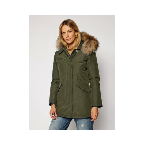 Woolrich Zimná bunda Arctic Parka CFWWOU0299FRUT0001 Zelená Slim Fit