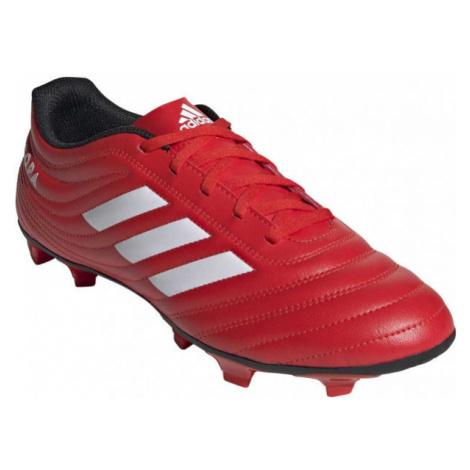 adidas COPA 20.4 FG červená - Pánske kopačky