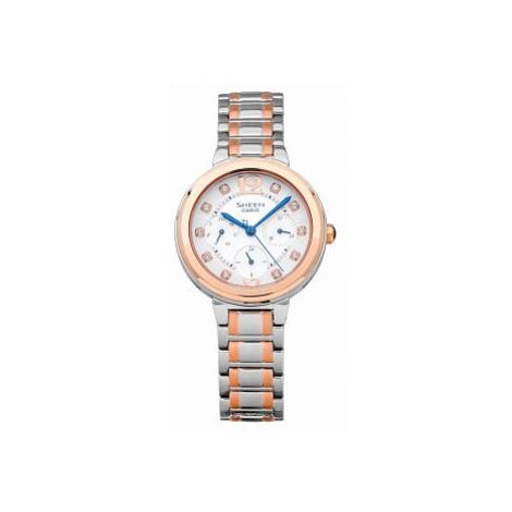 Dámske hodinky Casio SHE-3048BSG-7A