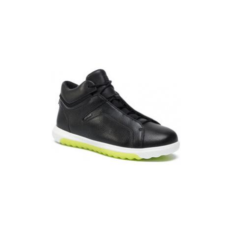 Geox Sneakersy U Nexside A U947GA 04685 C9999 Čierna