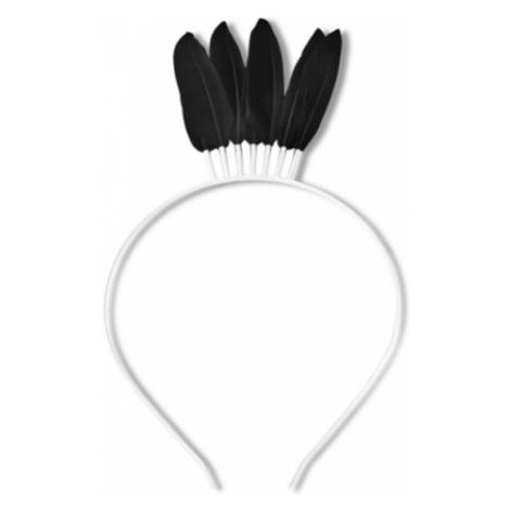 Čelenka s pierkami Feather Cheap Monday