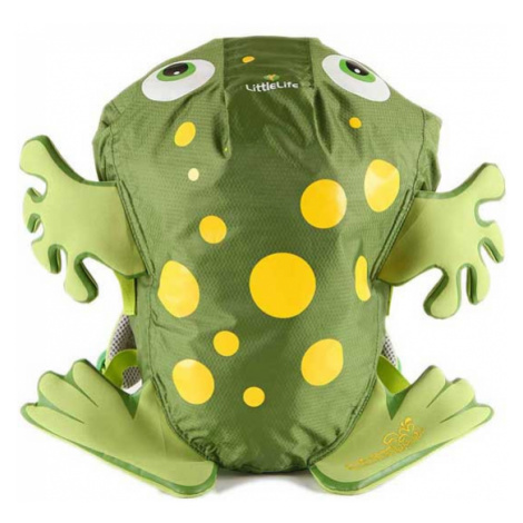 LittleLife Animal Kids SwimPak Green Frog